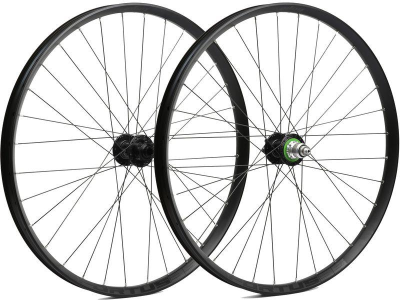 Hope Paire de roues Fortus 35 Noir 27,5'' 2020