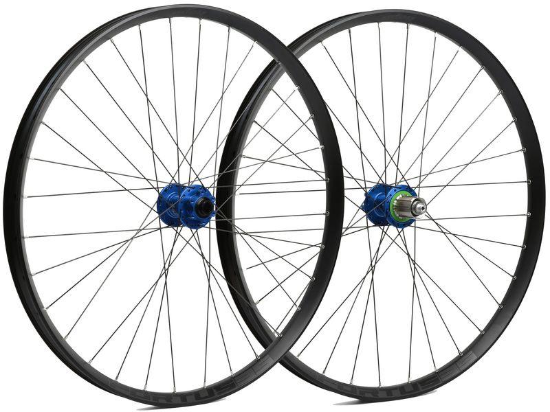 Hope Paire de roues Fortus 35 Bleu 29'' 2020