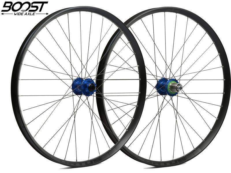 Hope Paire de roues Fortus 35 Bleu 29'' Boost 2020