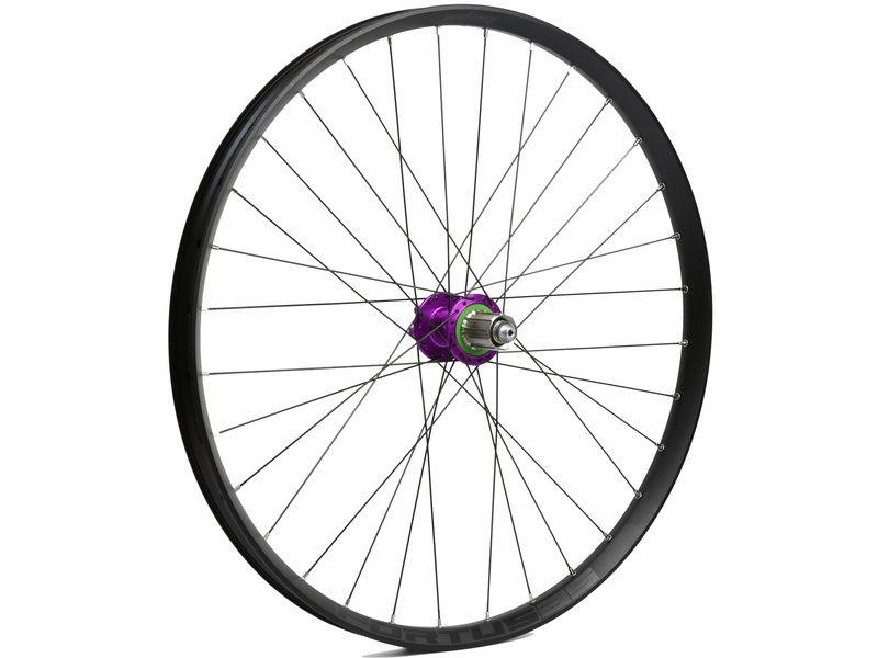 Hope Roue arrière Fortus 35 Violet 27,5'' 2020