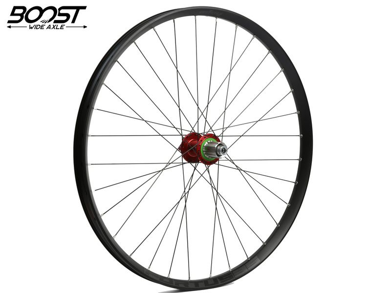 Hope Roue arrière Fortus 35 Rouge 29'' Boost 148 mm 2020