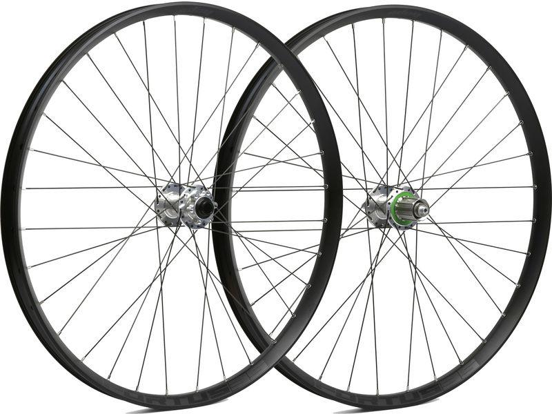 Hope Paire de roues Fortus 35 Argent 27,5'' 2020