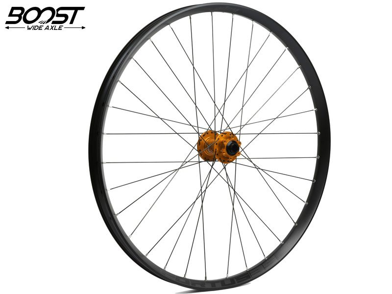Hope Roue avant Fortus 35 Orange 29'' Boost 2020
