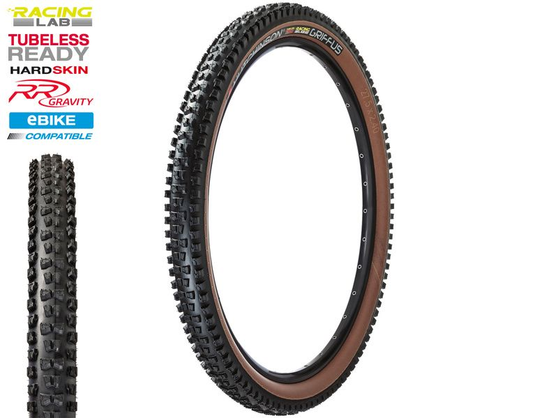 Hutchinson Pneu Griffus Racing Lab Tubeless Ready Hardskin 29'' Tan 2020