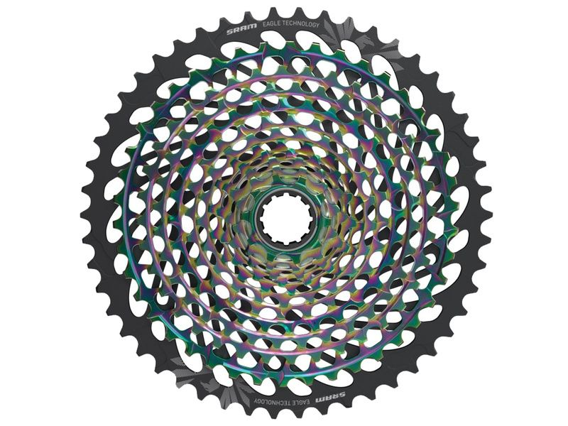 Sram Cassette XX1 Eagle XG-1299 12 vitesses Rainbow - 10-50 dents 2019
