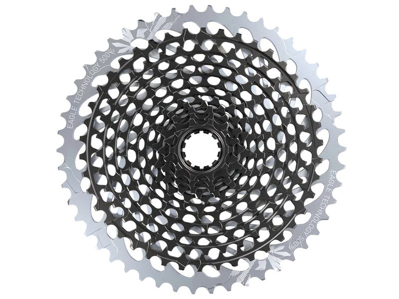 Sram Cassette X01 Eagle XG-1295 12 vitesses Polar - 10-50 dents 2019