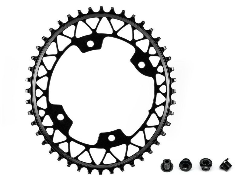 Plateau Gravel Oval 44 dents