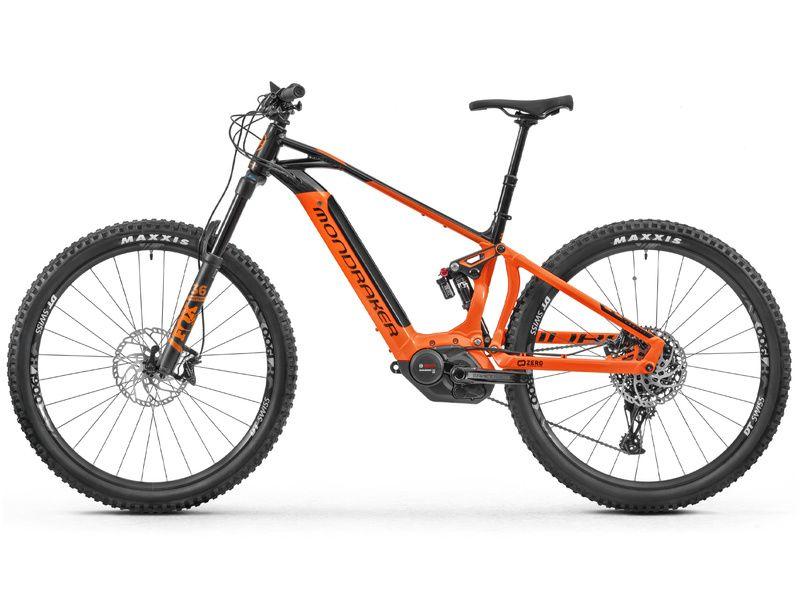 Mondraker VTTAE Crafty SE 29'' Orange Taille L 2019