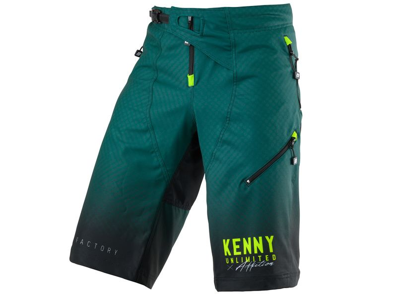 Kenny Short Factory Vert 2020