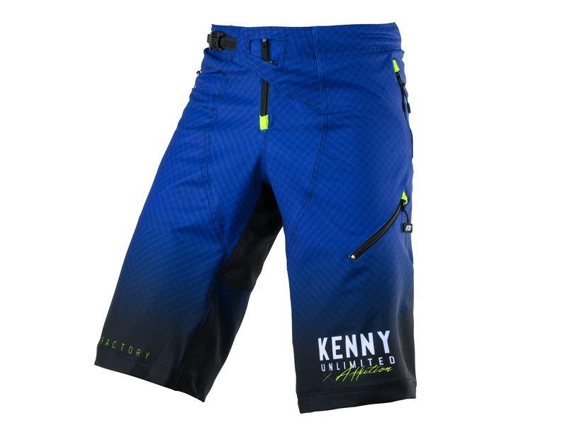 Kenny Short Factory Bleu 2020
