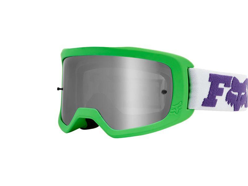 Fox Masque Main II Linc Spark Vert