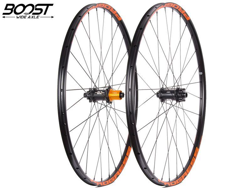 "Progress Paire de roues Dyn Ceramic 29"" Boost Orange 2021"
