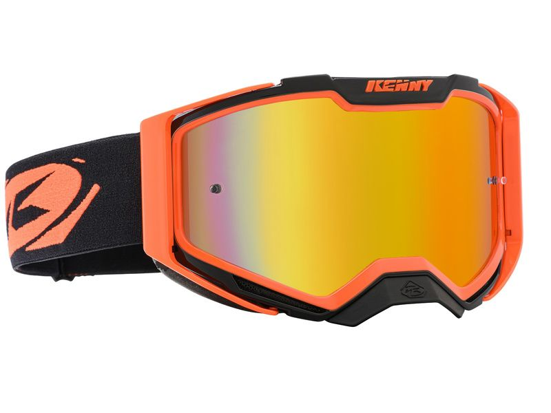 Kenny Masque Performance Level 2 Orange Fluo 2020