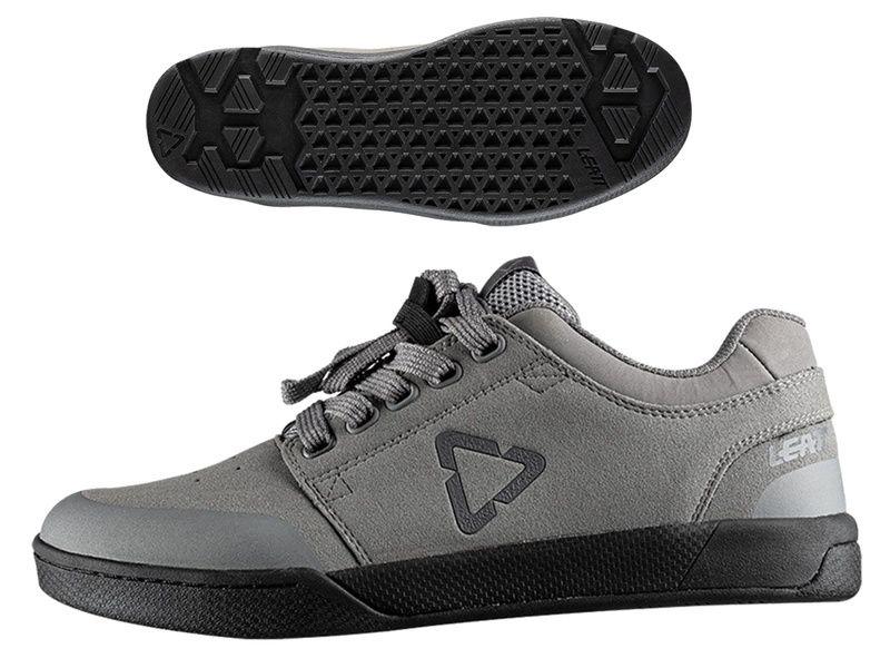 Leatt Chaussures DBX 2.0 Flat Gris 2021