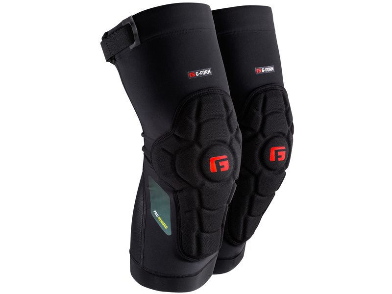 G-Form Genouillères Pro Rugged 2021