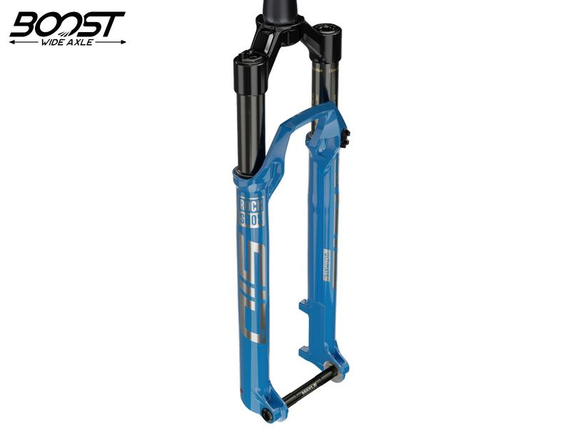 Rock Shox Fourche SID SL Ultimate Charger Race Day Bleu 29'' - 100 mm 2021