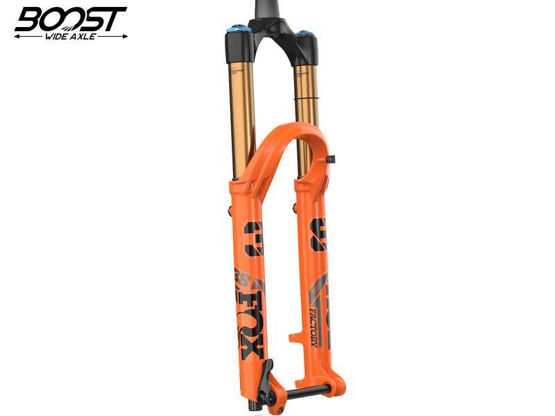 "Fox Racing Shox Fourche 38 Float 29"" Factory Grip 2 Orange Boost 2021"