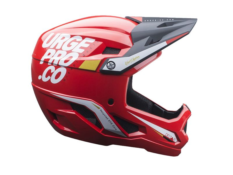 Urge Casque Deltar Rouge 2021