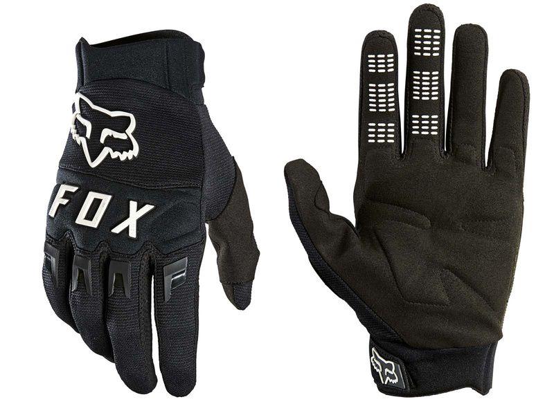 Fox Gants Dirtpaw - Noir et Blanc 2020