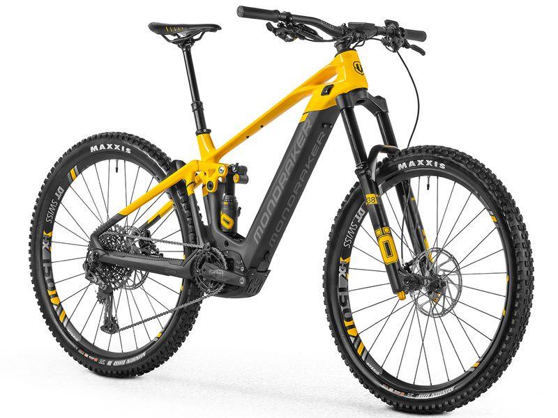 "Mondraker VTTAE Crafty Carbon XR 29"" Noir/Jaune 2021"