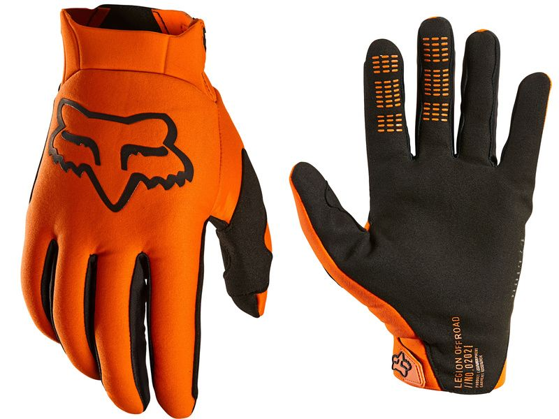Fox Gants Legion Thermo Orange 2020