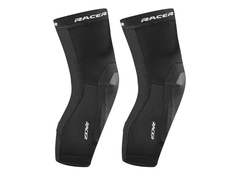 Racer Genouillères Mountain Knee 2 Noir 2021