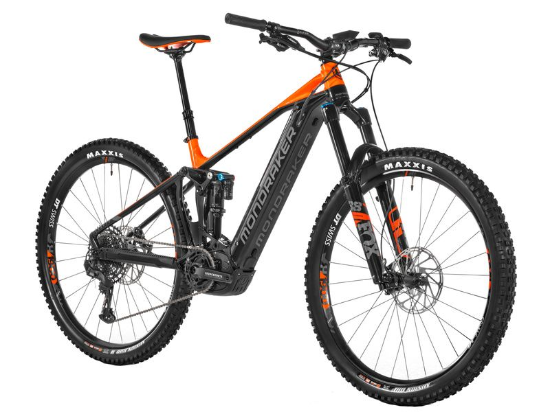 Mondraker VTTAE Crafty R 29'' Noir/Orange 2021