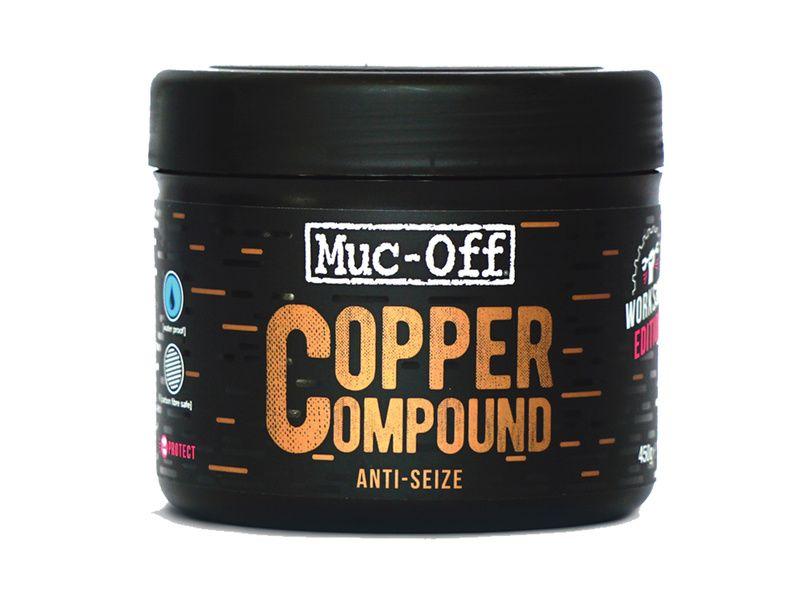 Muc-Off Pâte Anti Seize Copper Compound - 450 ml