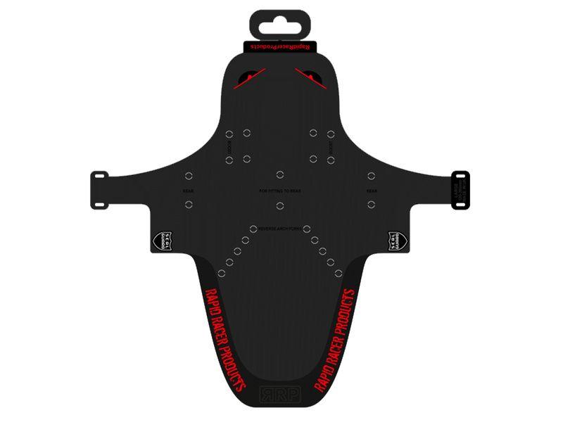 RRP Garde boue Enduroguard (fourche 80 à 120 mm) Rouge