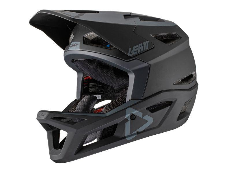 Leatt Casque MTB 4.0 Noir 2021