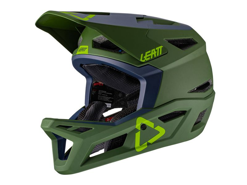 Leatt Casque MTB 4.0 Vert 2021