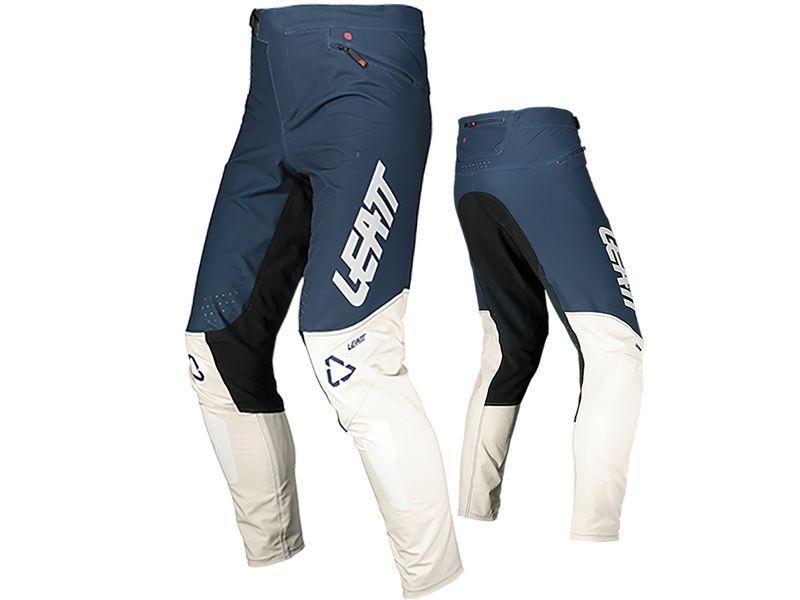 Leatt Pantalon MTB 4.0 Bleu Onyx 2021