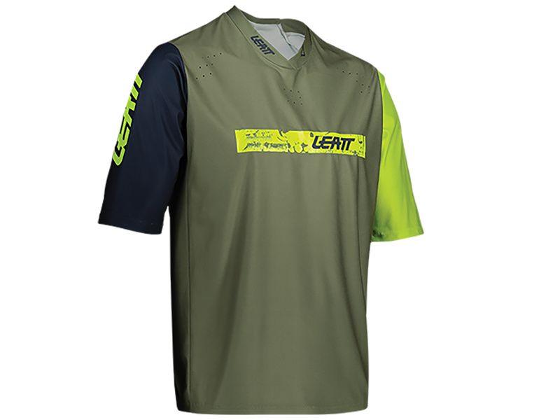 Leatt Maillot MTB 3.0 Vert Cactus 2021
