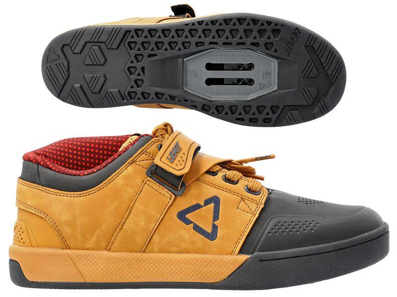 Leatt Chaussures 4.0 Clip Beige Sand 2021