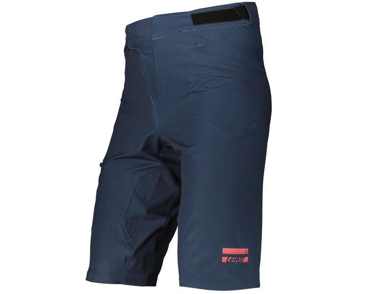 Leatt Shorts MTB 1.0 Bleu Onyx 2021