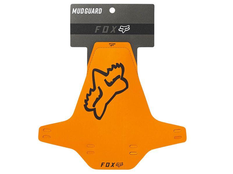 Fox Garde boue MudGuard - Orange 2021