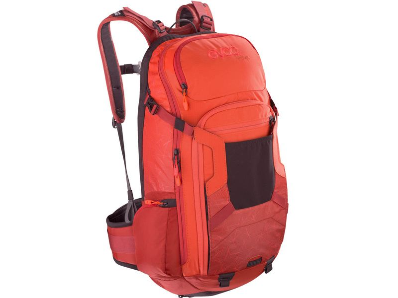 Evoc Sac FR Trail 20L Orange / Rouge 2021