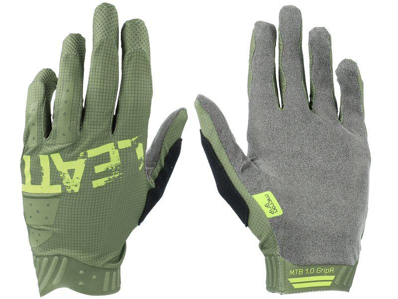 Leatt Gants MTB 1.0 GripR Vert Cactus 2021