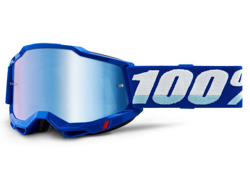 100% Masque Accuri 2 Bleu 2021