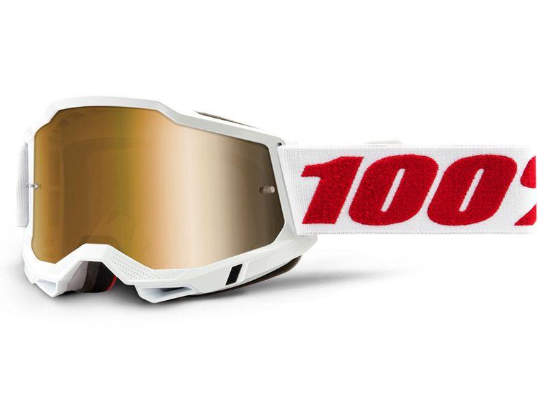 100% Masque Accuri 2 blanc 2021
