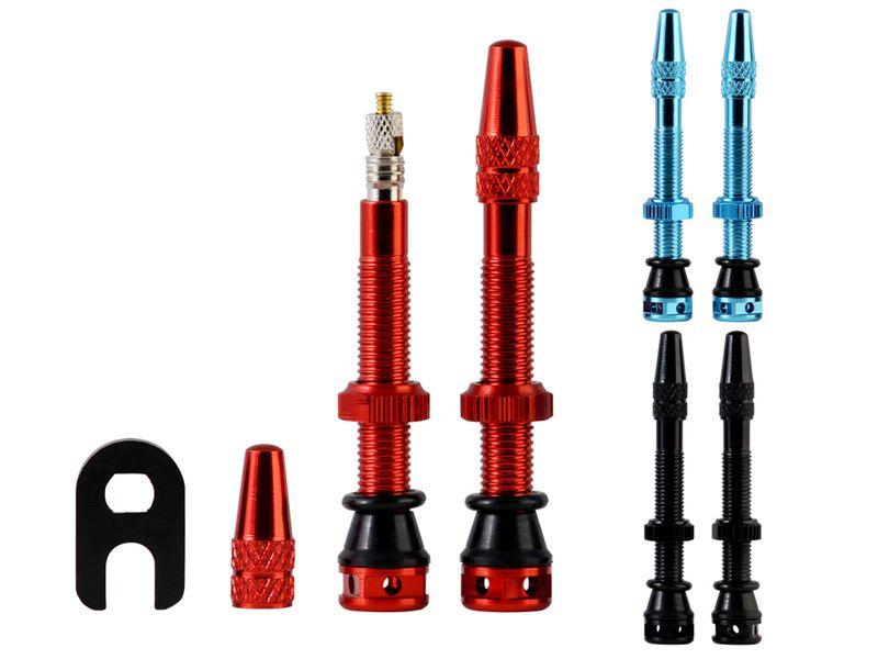 SB3 Valves tubeless (X2) 44 mm MKII