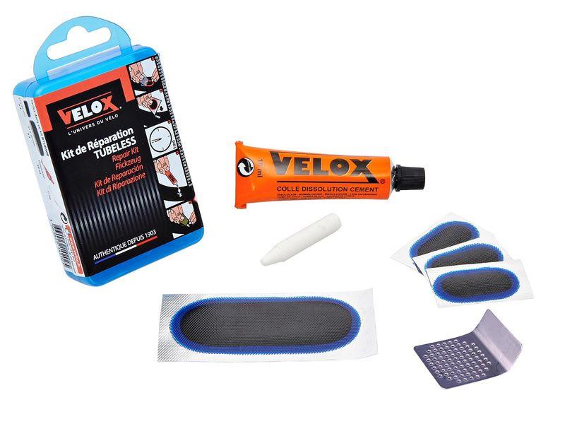Velox Kit de réparation Tubeless
